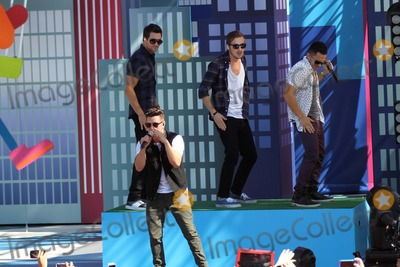 Big Time Photo - Nickelodeon Worldwide Day of Play in Prospect Park Brooklyn Big Time Rush and Ariana Grande Performed Bruce Cotler