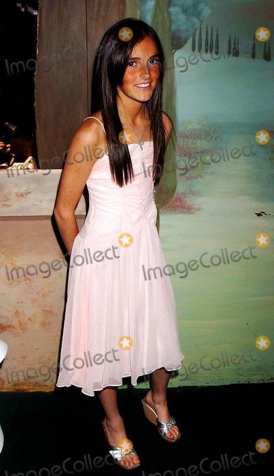 Aliana Lohan Photo - Dina Lohan Poses As Super Mom Model For the Boulevard Magazine Reception at Ninos NYC Ninos Restaurant NYC Copyright 2006 John Krondes - Globe Photos Photo by John Krondes Aliana Lohan