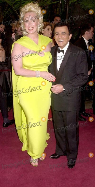 Casey Kasem Photo - Night of 100 Stars Oscar Gala at Beverly Hills Hilton Beverly Hills California 022904 Photo by John KrondesGlobe Photos Inc2004 Jean and Casey Kasem