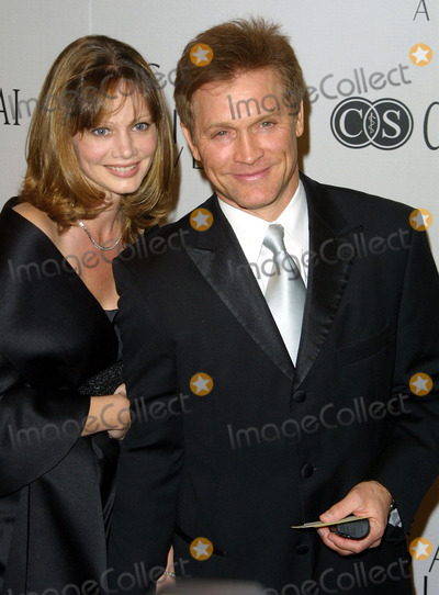 Andrew Stevens Photo - Andrew Stevens and Wife an Unforgettable Evening Sir Elton John Was Honored at a Benefit For Cedars-sinai Research For Womens Cancers Regent Beverly Wilshire Hotel Beverly Hills CA March 26 2002 Photo by Nina PrommerGlobe Photos Inc2002