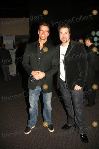 Cameron Matheson Photo - Discovery Tlc Upfront Rose Halljazz at Lincoln Center 04-23-2008 Cameron Matheson and Joey Fatone Photo by Barry Talesnick-ipol-Globe Photos Inc