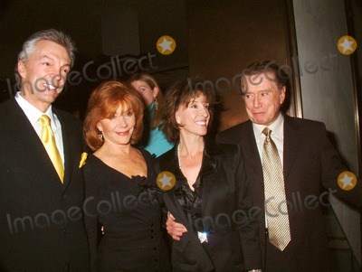 John Griffeth Photo - Deana Martin Celebrates the Publication of Her New Book  Memories Are Made of This  at Chambers Hotel in New York City 1192004 Photo Bymitchell LevyrangefindersGlobe Photos Inc 2004 John Griffeth Deana Martin and Regis Philbin with Wife Joy