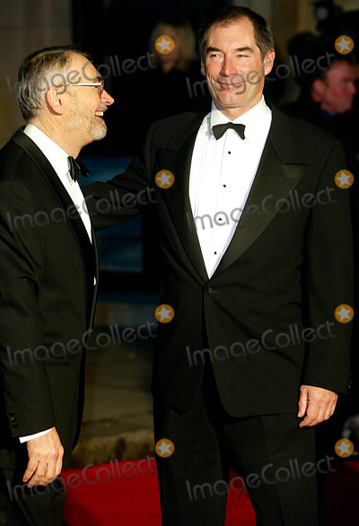Michael Wilson Photo - Michael Wilson (CO Producer)  Timothy Dalton World Premiere Die Another Day Royal Albert Hall London England 181102 Photo by Alec Michael Globe Photos Inc 2002