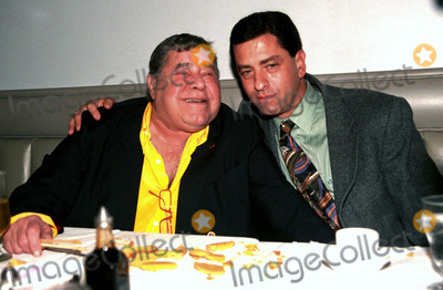 Anthony Lewis Photo - Jerry Lewis at Bill Hongs Restaurant New York City 06042003 Photo Barry Talesnick Ipol Globe Photos Inc 2003 Jerry Lewis and Anthony Lewis