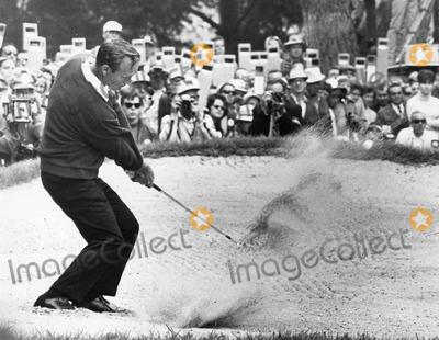 Arnold Palmer Photo - Arnold palmerphoto by Gilloon photo-globe Photos Inc