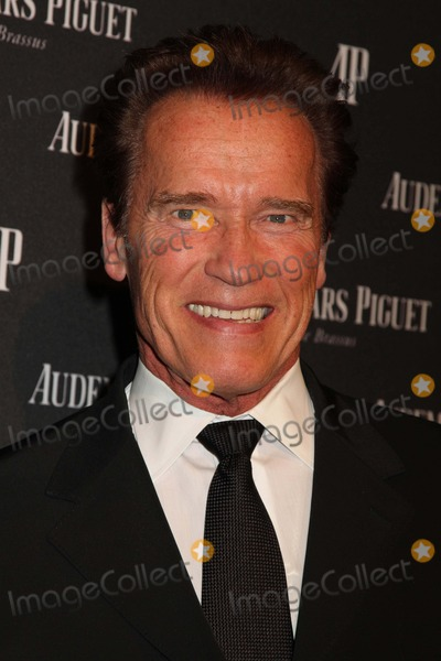 Arnold Schwartzenegger Photo - Audemars Piguet Royal Oak 40th Anniversary Gala the Park Avenue Armory NYC March 21 2012 Photos by Sonia Moskowitz Globe Photos Inc 2012 Arnold Schwartzenegger