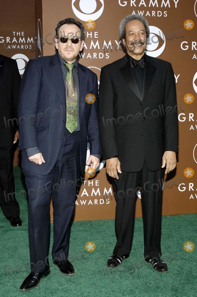 Allen Toussaint Photo - 48th Grammy at Staples Center in Los Angeles  CA 02-08-2006 Photo by Cover Up-Globe Photosinc Elvis Costello and Allen Toussaint