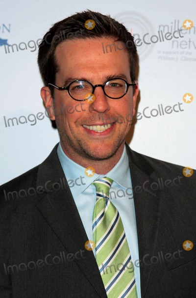 William J Clinton Photo - Ed Helms attends the William J Clinton Foundation Millennium Network Event Held at the Roosevelt Hotel in Hollywood California on April 30 2009 Photo by David Longendyke-Globe Photos Inc 2009
