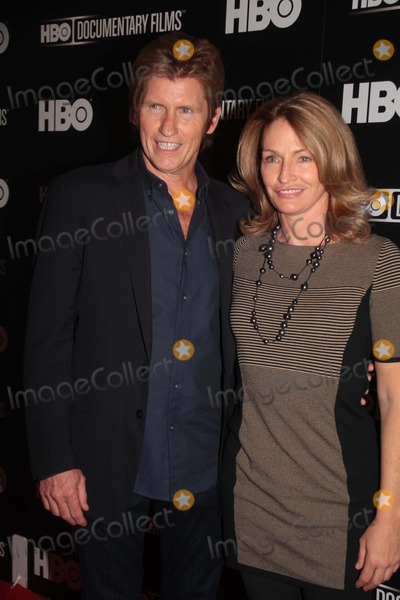 Ann Lembeck Photo - Denis Learyann Lembeck at NY Premiere of the Hbo Documentary Film Remembering the Artist Robert De Niro Sr at Museum of Modern Art 6-5-2014 John BarrettGlobe Photos