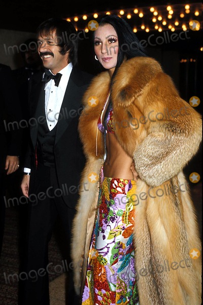 Sonny  Cher Photo - Photo Ipol Archive Globe Photos Inc 1973 Sonny Bono and Cher