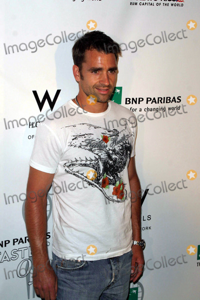 Nicolas Kiefer Photo - The Bnp Paribas Taste of Tennis Benefit at the W New York Hotel- New York City W New York Hotel-nyc-08212008 Nicolas Kiefer Photo by John B Zissel-ipol-Globe Photos Inc2008