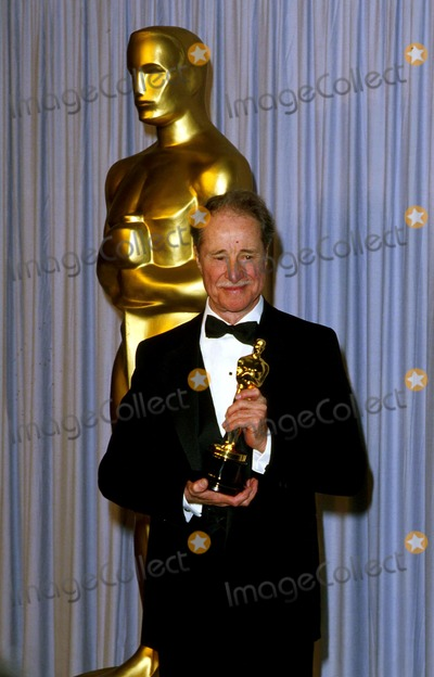 Don Ameche Photo - Academy Awardsoscars 13995 1986 Don Ameche Photo by James ColburnipolGlobe Photosinc