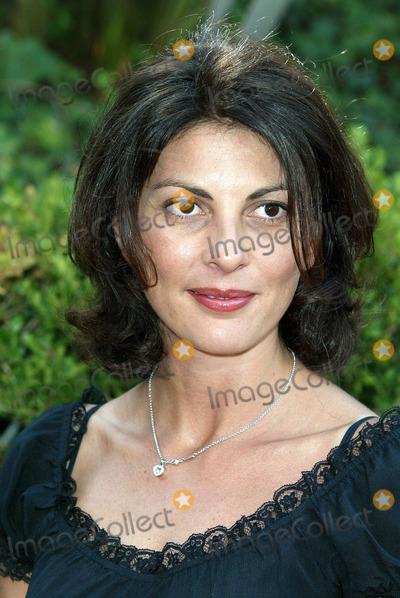 Gina Bellman Photo - Gina Bellman Actress 1st Baftala Emmy Tea Party St Regis Hotel Los Angeles USA 20092003 Lag24966 Credit AllstarGlobe Photos Inc