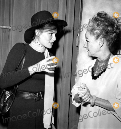 Jacqueline Bisset Photo - Jacqueline Bisset and Phyllis Diller Attend the Hollywood Publicists Guilds 7th Annual Awards Luncheon at the Century Plaza Hotel 1970 1970s Supplied by Globe Photos Inc