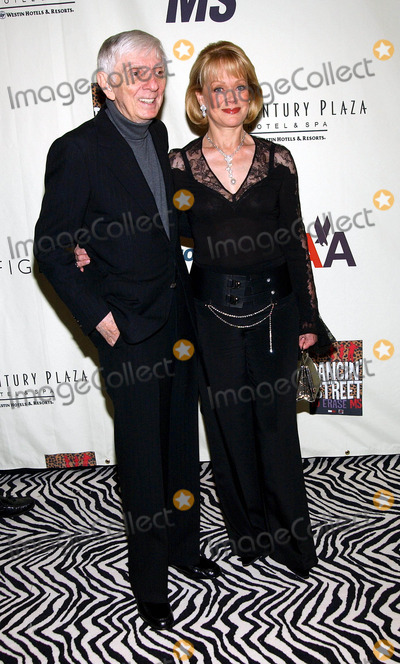 Aaron Spelling Photo - 10th Annual Race to Erase MS Co-chaired by Nancy Davis  Tommy Hilfiger at the Century Plaza Hotel  Spa Century City CA 0592003 Photo by Fitzroy BarrettGlobe Photos Inc 2003 Aaron Spelling and Wife Candy