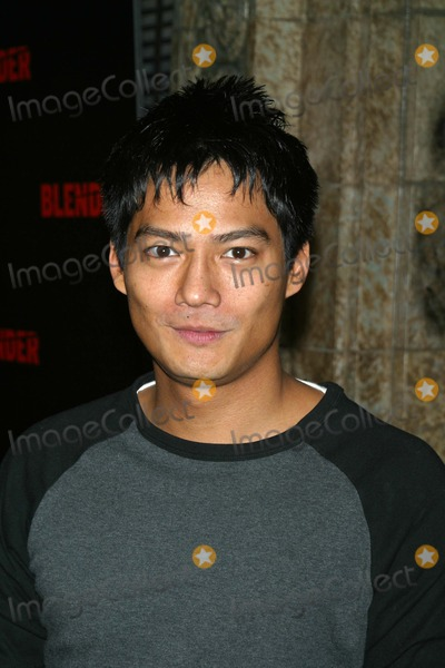 Archie Kao Photo - Archie Kao K26970mr Blender Party Ivar Club Hollywood CA October 30 2002 Photo by Milan RybaGlobe Photos Inc