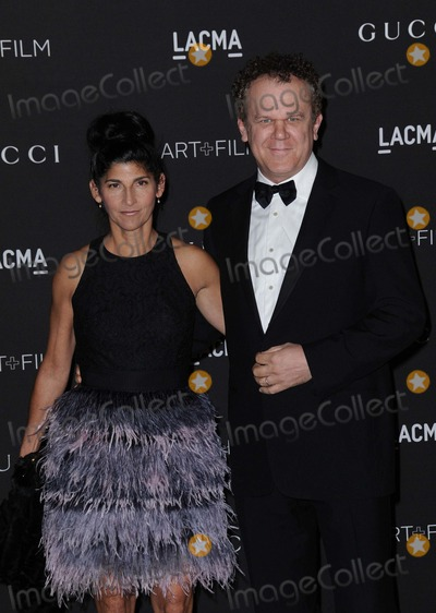 Alison Dickey Photo - John C Reilly Alison Dickey attending the 2014 Lacma Art  Film Gala Held at Lacma in Los Angeles California on November 1 2014 Photo by D Long- Globe Photos Inc