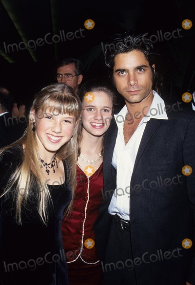 Andrea Barber Photo - Jodie Sweetin with John Stamos and Andrea Barber 1994 Photo by Lisa Rose-Globe Photos Inc