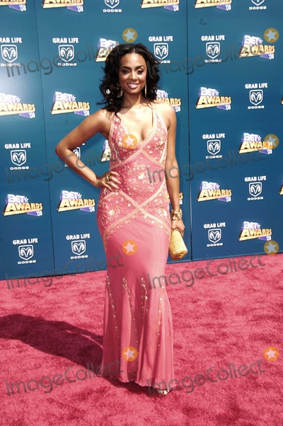 ALICIA RENEE Photo - Bet Awards 08 Celebration - Red Carpet at the Shrine Auditorium Los Angeles CA 06-24-2008 Alicia Renee Photo by Lemonde Goodloe-Globe Photos Inc 2008