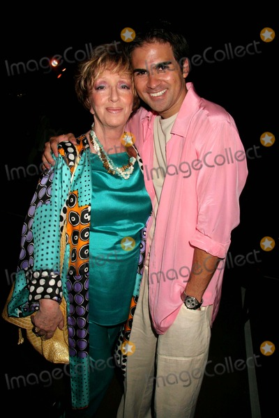 Ann Volokh Photo - Rjwilliams Birthday Bash Extravaganza a Sizzling Summer Celebration Private Residence Beverly Hills CA 07-08-2006 Photo Clinton H Wallace-photomundo-Globe Photos Inc Anne Volokh- (Publisher and Ceo of Hollywood Life Magazine) with Rj Williams
