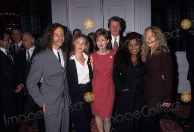 Anne Sweeney Photo - Kenny G with Marlee Matlin  Anne Sweeney  Philip Miller  Chaka Khan Dyan Cannon Help Luncheon Beverly Hills Ca 1999 K15863mr Photo by Milan Ryba-Globe Photos Inc