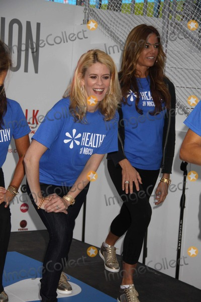 Alex McCord Photo - Alex Mccord Kelly bensimonat Nbc Universal Stars Step Out to Kick offhealthy Week at the Go Healthy step-a-thonin Times Square 5-23-11photo by John barrettglobe Photos inc2011