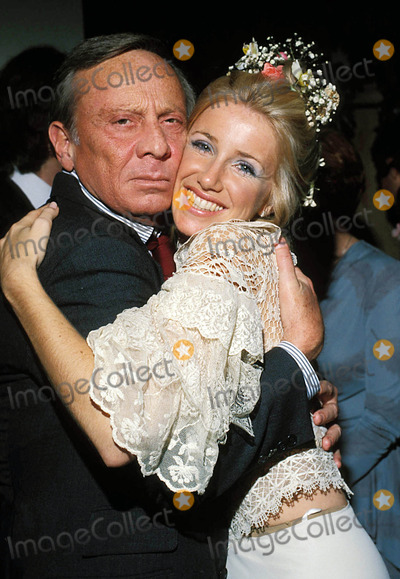 Norman Fell Photo - Suzanne Somers and Alan Hamel Wedding Photo Bybob V Noble-Globe Photos Inc 1977 Suzanne Somers and Norman Fell