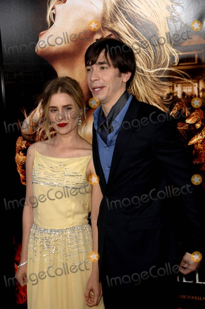 Alison Lohman Photo - Alison Lohman and Justin Long During the Premiere of the New Movie From Universal Pictures Drag ME to Hell Held at Graumans Chinese Theatre on May 12 2009 in Los Angeles Photo by Michael Germana - Globe Photos Inc 2009