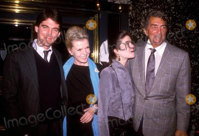 Dean Martin Photo - Dean Martin Ex-wife Jeanne Daughter and Son Ricci Martin 12-1984 Photo by Michelson-Globe Photos