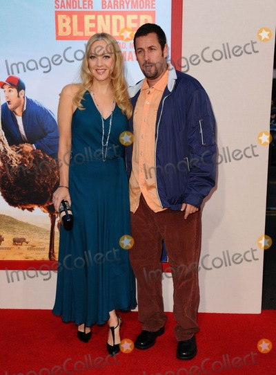 Wendi McLendon Covey Photo - Wendi Mclendon-covey Adam Sandler attending the Los Angeles Premiere of Blended Held at the Tcl Chinese Theatre in Hollywood California on May 21 2014 Photo by D Long- Globe Photos Inc