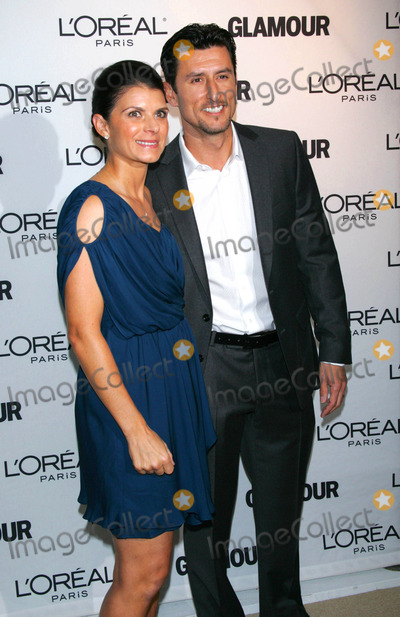 Nomar Garciaparra Photo - Mia Hamm and Nomar Garciaparra Arrive For the Glamour Magazine 20th Annual Women of the Year Awards at Carnegie Hall in New York on November 8 2010 Photo by Sharon NeetlesGlobe Photos Inc