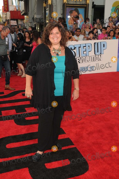 Abby Lee Photo - Abby Lee Miller attending the Los Angeles Premiere of Step Up Revolution Held at the Graumans Chinese Theatre in Hollywood California on July 17 2012 Photo by D Long- Globe Photos Inc
