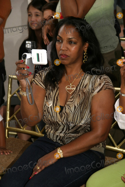 Tina Douglas Photo - Ashanti attends the Island Next Door with Ashanti and Tom Suozzi at Top of the Rock New York City 07-22-2008 Photo by Barry Talesnick-ipol-Globe Photos Ashantis Mom Tina Douglas