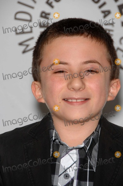 Atticus Shaffer Photo - Atticus Shaffer during the PaleyFest Fall 2010 TV Preview Parties hosting of ABCs NO ORDINARY FAMILY BETTER WITH YOU MY GENERATION AND THE MIDDLE held at the Paley Center for Media on September 14 2010 in Beverly Hills CaliforniaPhoto Michael Germana  - Globe Photos Inc 2010K65907MGE