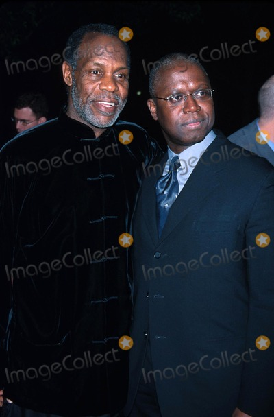 Andre Braugher Photo -  21202 the Film Premiere of 10000 Black Men Named George at the Paramount Theater in Los Angeles CA Danny Glover with Andre Braugher Photo by Milan RybaGlobe Photos Inc