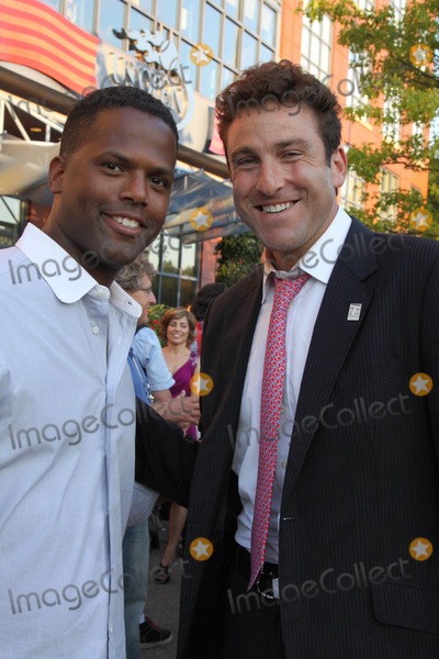 AJ Calloway Photo - The 2010 Us Opening Night Eremony Celebrity Arrivals Usta Billie Jean King National Tennis Center Arthur Ashe Stadium Flushing NY 08-30-2010 Photos by Sonia Moskowitz Globe Photos Inc 2010 Aj Calloway and Justin Gimelstob