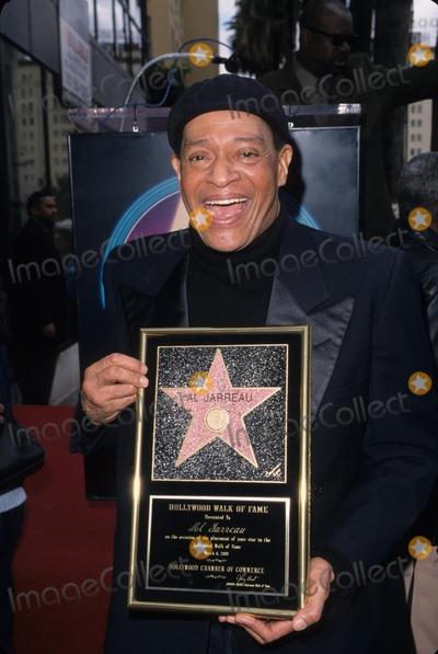 Al Jarreau Photo - AL Jarreau Star Hollywood Walk of Fame in Hollywood  Ca 2001 K21233psk Photo by Paul Skipper-Globe Photos Inc