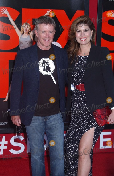 Alan Thicke Photo - Alan Thicke  Date Attend the Premiere of  Sex Tape Atthe Village Theater in Westwood Ca on July 102014 Photo by Phil Roach-ipol-Globe Photos