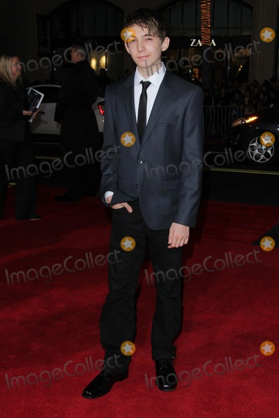 Austin Abrams Photo - Austin Abrams attends Gangster Squad - Los Angeles Premiere 7th January 2013the Graumans Chinese Theatrelos Angelescausa Photo TleopoldGlobe Photos