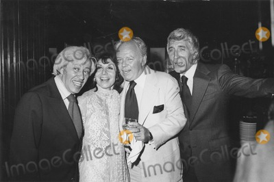 Betty Comden Photo - Adolph Green Betty Comden Carroll Oconnor and Patrick Oneal Bob NobleGlobe Photos Inc Obit