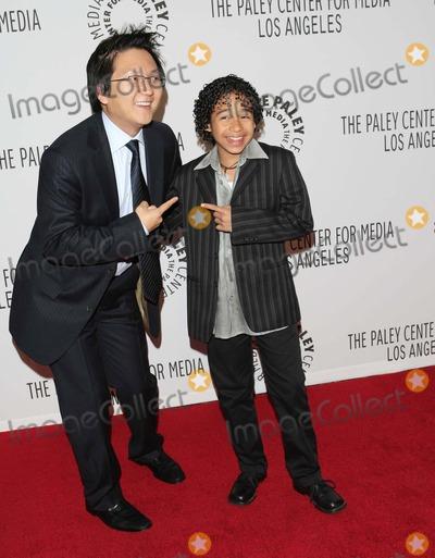 Noah Gray-Cabey Photo - Masi Oka and Noah Gray Cabey - the Paley Center For Media Honors Annual LA Gala - Century City California - 11-12-2007 - Photo by Nina PrommerGlobe Photos Inc2007