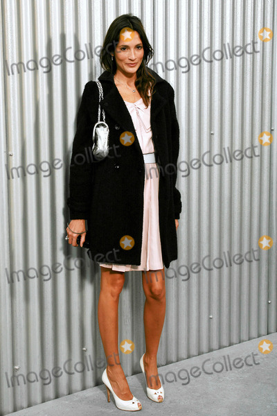 Astrid Munoz Photo - Astrid Munoz Chanel Fashion Show During Paris Fashion Week at Grand Palais in Paris  France 10-03-2008 Photo by Jsb-pix Planete-Globe Photos Inc