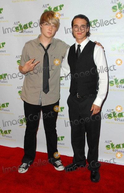 Austin Anderson Photo - All Star Planet Finals and Gala Celebration at the Los Angeles Airport Marriott in Los Angeles CA 08-26-2009 Photo by Scott Kirkland-Globe Photos  2009 Austin Anderson and Daniel Samonas