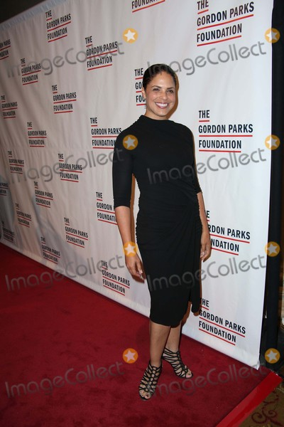 Gordon Parks Photo - Soledad Obrien attends the Gordon Parks Foundation Awards Dinner Cipriani Wall Street NYC June 2 2015 Photos by Sonia Moskowitz Globe Photos Inc