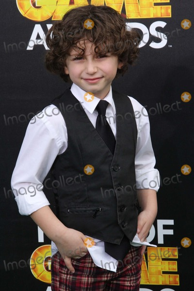 August Maturo Photo - August Maturo attends Cartoon Networks Fourth Annual Hall of Game Awards on 15th February 2014 at Barker Hangarsanta Monicacausa Photo TleopoldGlobe Photos