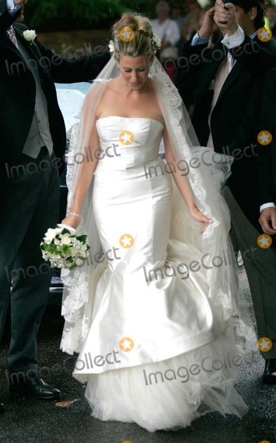 SARAH BUYS Photo - Tom Parker Bowles  Sarah Buys Wedding-stnicholas Church Rotherfield Greys Nrhenley-on-thames Oxfordshire England Uk Mark Chilton-globelinkukcom-Globe Photos Inc 001586 09-10-2005 Sarah Buys