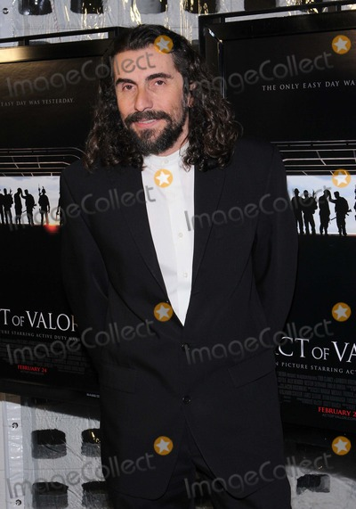 Alex Veadov Photo - Alex Veadov Los Angeles Premiere of Act of Valor - Arivals Held at the Arclight Hollywood Cineramadome  Los Angelesca February 13-2012phototleopoldGlobephotos
