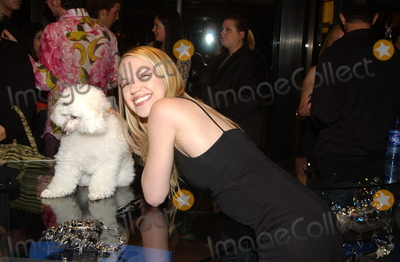 Adrienne Frantz Photo - K24758AG VOGUE TAKES BEVERLY HILLSSWAROVSKI AND VOGUE CELEBRATE THE ELEGANCE OF DANIEL SWAROVSKI PARIS CRYSTAL ACCESSORIESSWAROVSKI GALLERY STORE HOLLYWOODHIGHLAND HOLLYWOOD CA 04182002PHOTO BY AMY GRAVESGLOBE PHOTOSINC2002(D)ADRIENNE FRANTZ ELLIE MAEDOG IS WEARING SWAROVSKI