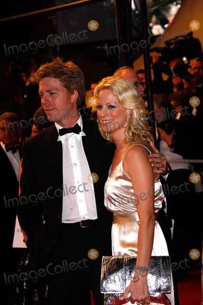 Kyle Eastwood Photo - Kyle Eastwood and Alison Eastwood Leaving the Premiere of the Exchange During the 2008 Cannes Film Festival at Palais Des Festivals in Cannes France on May 20th 2008photo by Alec Michael-Globe Photos