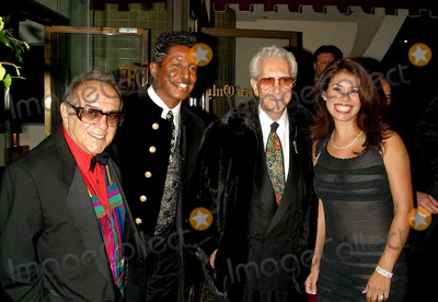 Alejandra Jackson Photo - First Annual Golden Youth Awards Gala Friars Club Little Santa Monica Blvd Beverly Hills CA 12072002 Photo by Milan RybaGlobe Photos Inc 2002 George Barris Jermaine Jackson Mr Blackwell and Alejandra Jackson